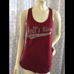 American Apparel Hell's Kitchen Racerback Tank